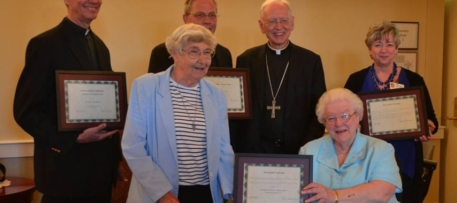 Mat Makers Receive Mercy Award