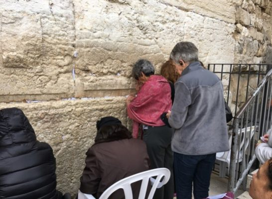 Sr. Rose's Pilgrimage to Jerusalem